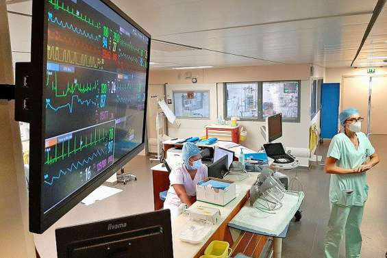 La « réa » de l'hôpital de Taaone, vitale dans la gestion de la crise Covid