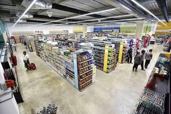 Ducos Factory : Champion devient Carrefour Market