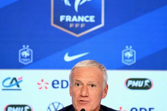 Didier Deschamps va donner du temps du jeu aux habituels remplaçants