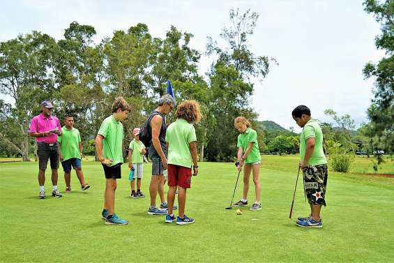 Les élèves de Dumbéa se mettent au vert