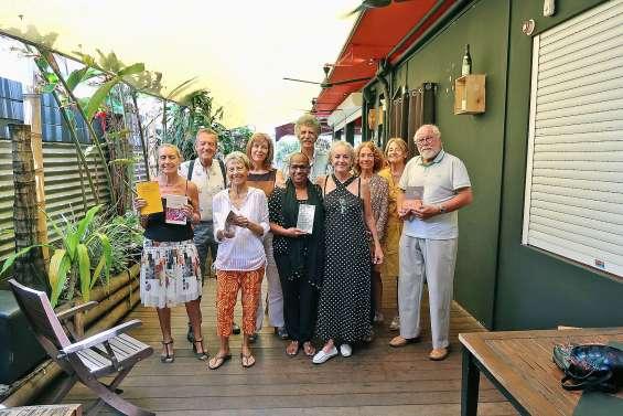 Le Club de lecture de la bibliothèque Bernheim remet son prix Goncourt
