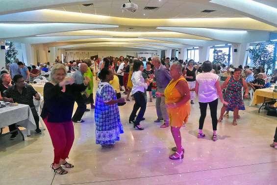 Le thé dansant des seniors, un événement toujours aussi prisé