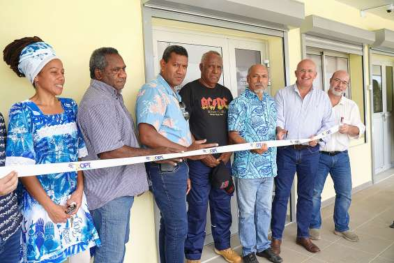 Une nouvelle agence de l'OPT  et des locaux techniques inaugurés jeudi