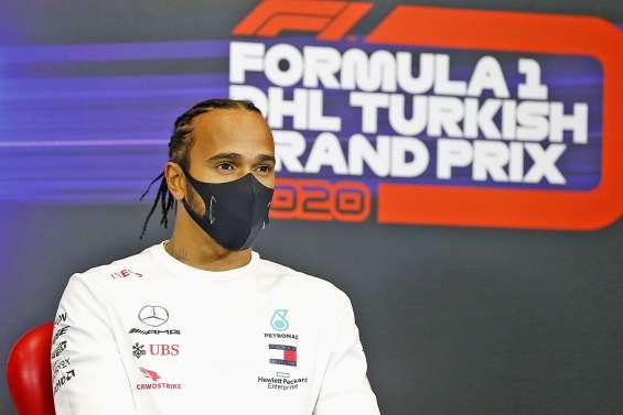 En Turquie, Lewis Hamilton  vers le septième ciel