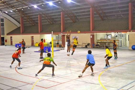 Volley, handball, VTT... Encore un week-end chargé