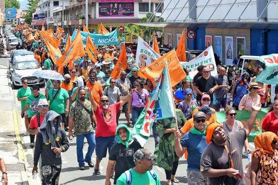 L'Usoenc descend dans la rue  pour « activer les réformes »
