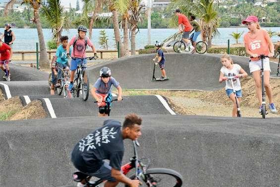 Une nouvelle épreuve pour les passionnés de BMX et de VTT