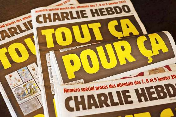 Pour les 50 ans de Charlie Hebdo, Riss s'interroge sur la liberté d'expression