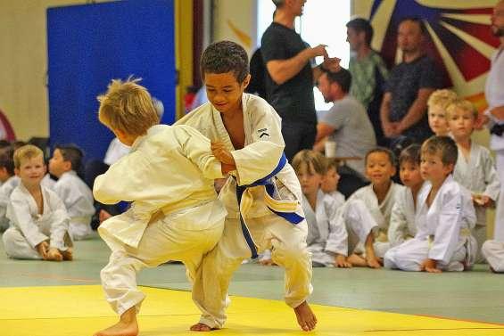 Plus de 200 jeunes judokas sur les tatamis de Magenta