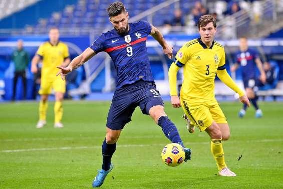 Dernière sortie de l'année réussie pour les Bleus et Giroud