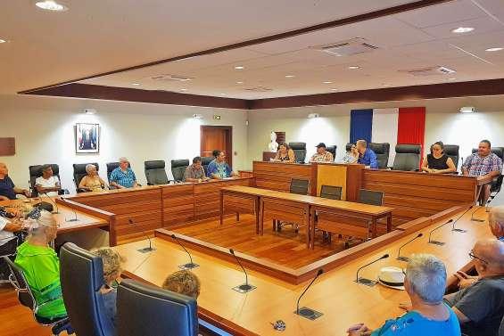 Le Comité des sages de La Foa se met en marche