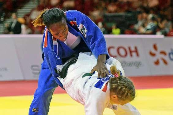 Agbegnenou reprend le fil de sa quête olympique