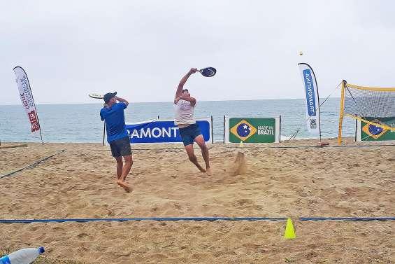 Le beach tennis s'offre un record
