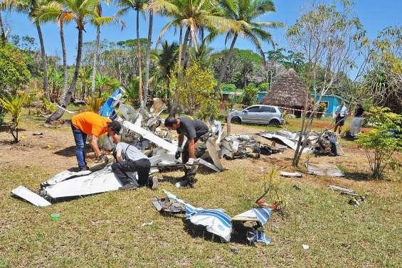 Alcool, vol de nuit, le rapport d'enquête sur le crash de Lifou