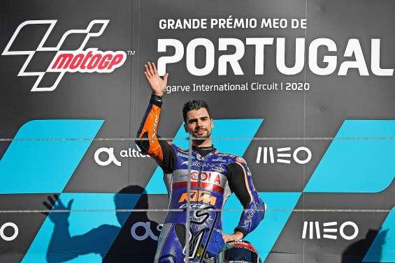 À domicile, Miguel Oliveira remporte l'ultime course