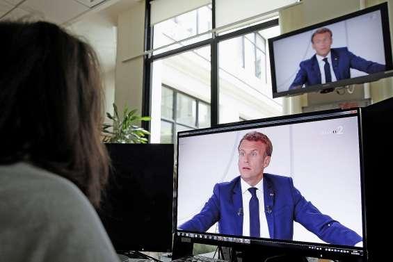 Macron attendu pour donner « un cap » et desserrer la vis
