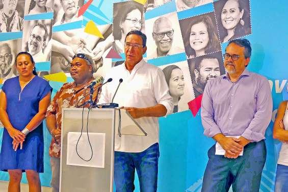 Calédonie ensemble veut que l'Etat prenne la main sur l'usine du Sud