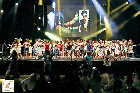 L'Arène et le Dock accueillent les shows de fin d'année des jeunes