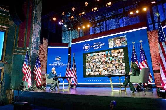 Le futur gouvernement Biden se met en place