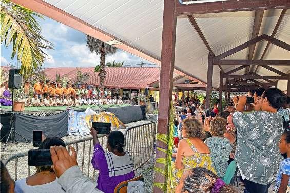 Une fête d'anniversaire hors norme à l'école maternelle Vi-Vete