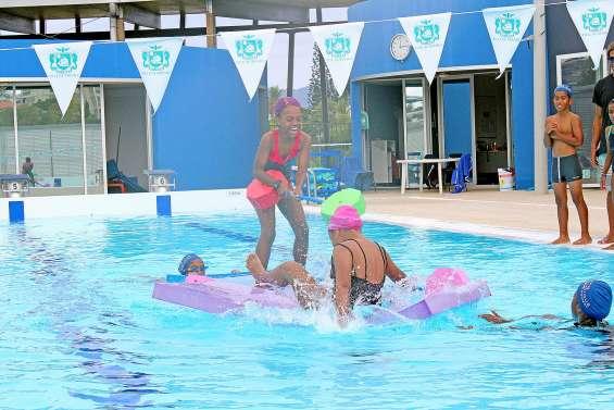 Un challenge aquatique pour clôturer les mercredis sportifs