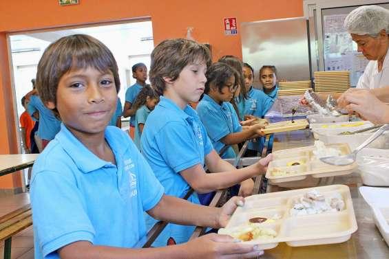 Des recettes sucrées, salées  et équilibrées pour les écoliers de la ville