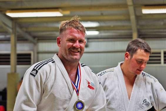 Les judokas ont disputé leur dernier tournoi