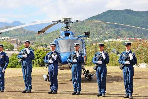 Les gendarmes du ciel, 35 200 heures de vol au-dessus du Caillou en cinquante ans