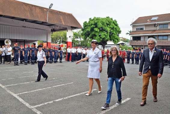 Les soldats du feu récompensés pour leur engagement à la Sainte-Barbe