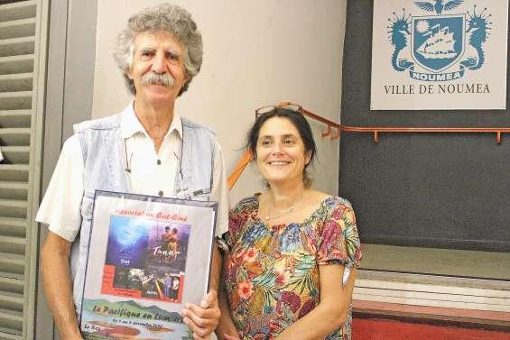 Le Pacifique à l'honneur au Festival en lumière
