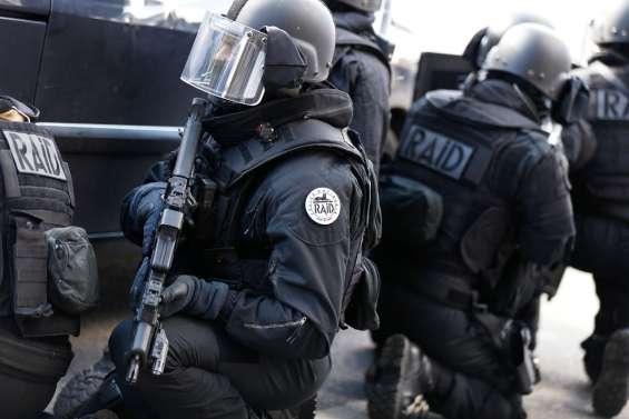 Intervention des policiers du Raid dans un appartement du centre-ville de Nouméa
