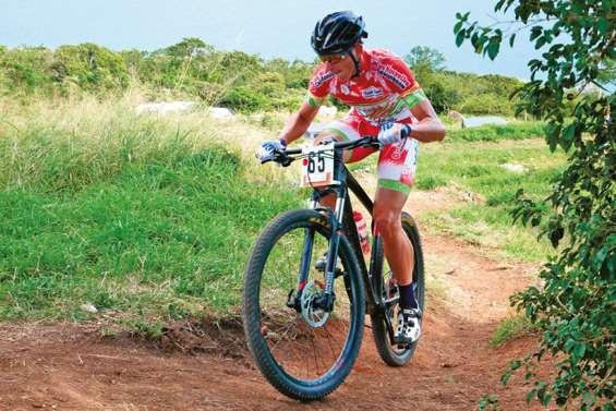 À la Mégarando, Rayann Lacheny se console avec le 60 kilomètres