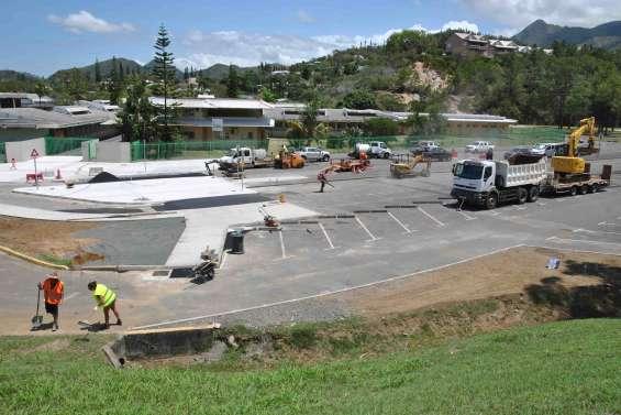 Le point sur les travaux dans les établissements scolaires publiques du Grand Nouméa