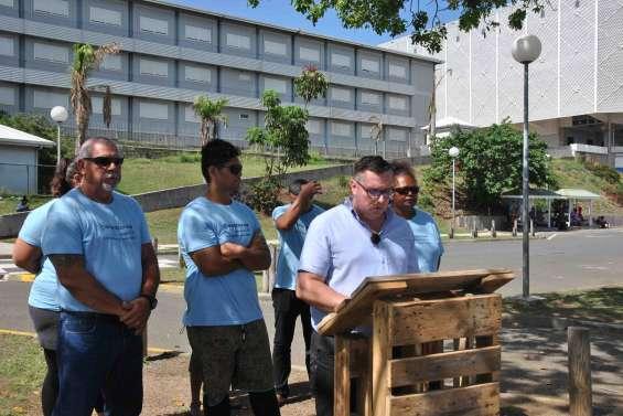 Municipales : Nicolas Fijalkowski veut des chambres à bas coûts à La Tontouta