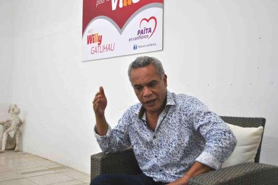 Municipale : Willy Gatuhau dévoile son programme