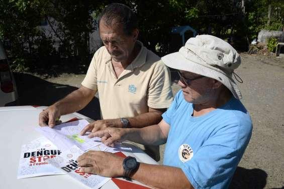 L'épidémie de dengue sévit sur le Grand Nouméa