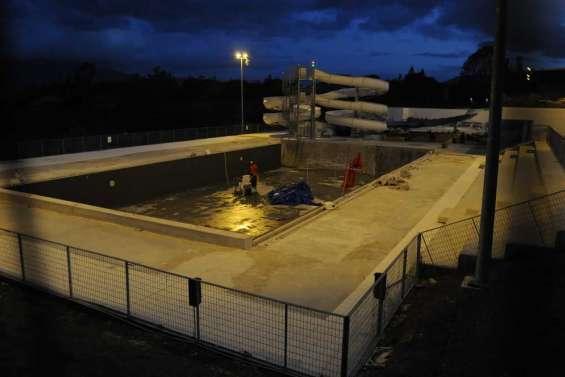Le centre aquatique de Pouembout ouvert le 15 juin