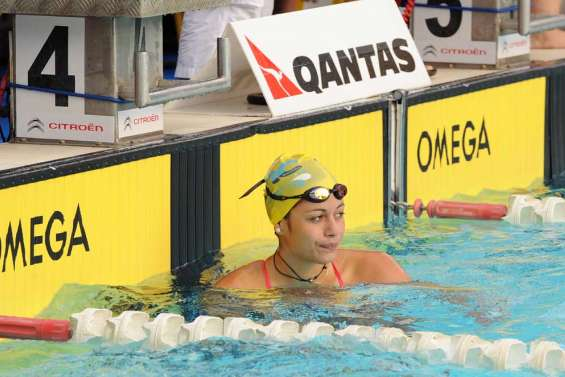 Emma Terebo remporte le meeting Qantas