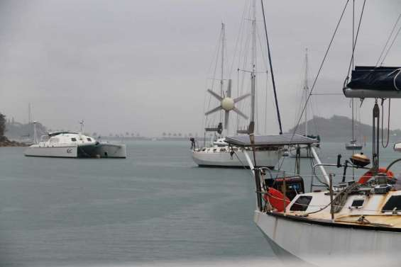 Bateaux vs cyclone attention danger