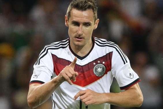 Coupe du monde : Klose rejoint Ronaldo !