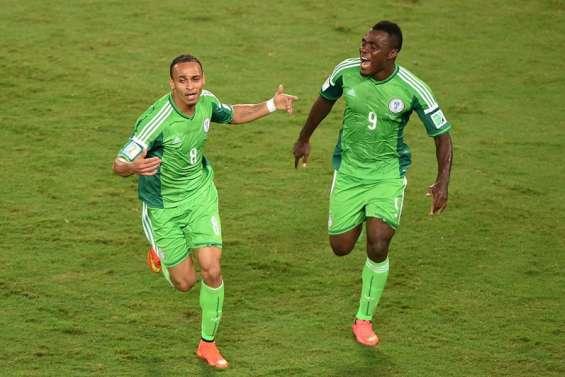 Nigéria-Bosnie : 1-0 (MT)