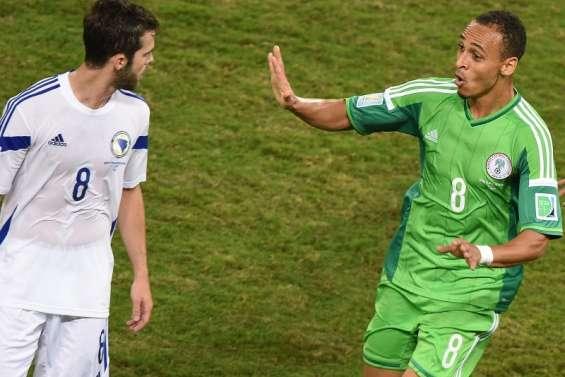 Le Nigeria domine la Bosnie