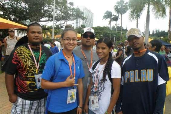 Palau, l'autre pays du base-ball