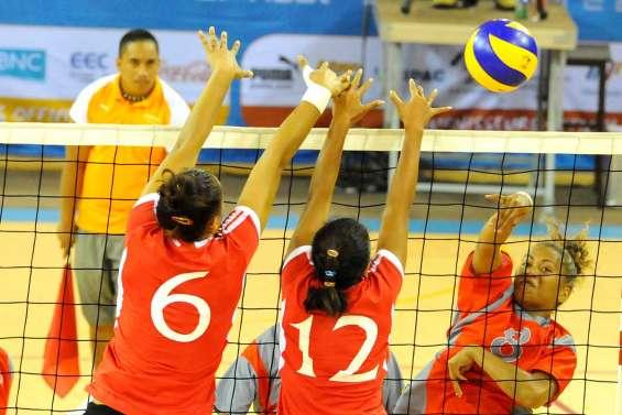 Les Tahitiennes en championnes