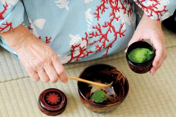 Le rituel des samouraïs