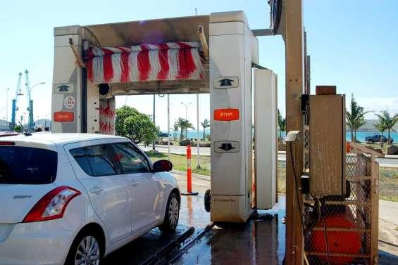 Le « car wash » se fait mousser