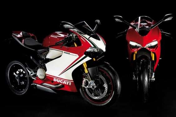 Ducati fait sa révolution