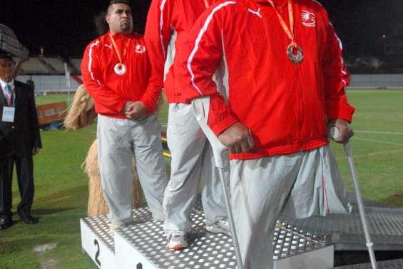Les athlètes calédoniens doublent la mise