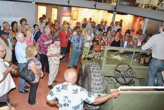 Les seniors en virée à Nouméa