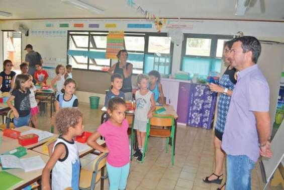 La province Sud en tournée dans les écoles